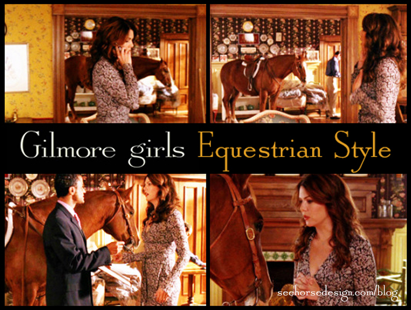 Gilmore Girls has gone equestrian! Find out just how similar life in Stars Hollow is to life as an equestrian.