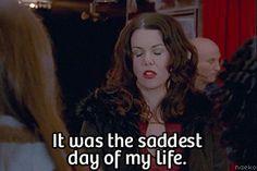 saddestday