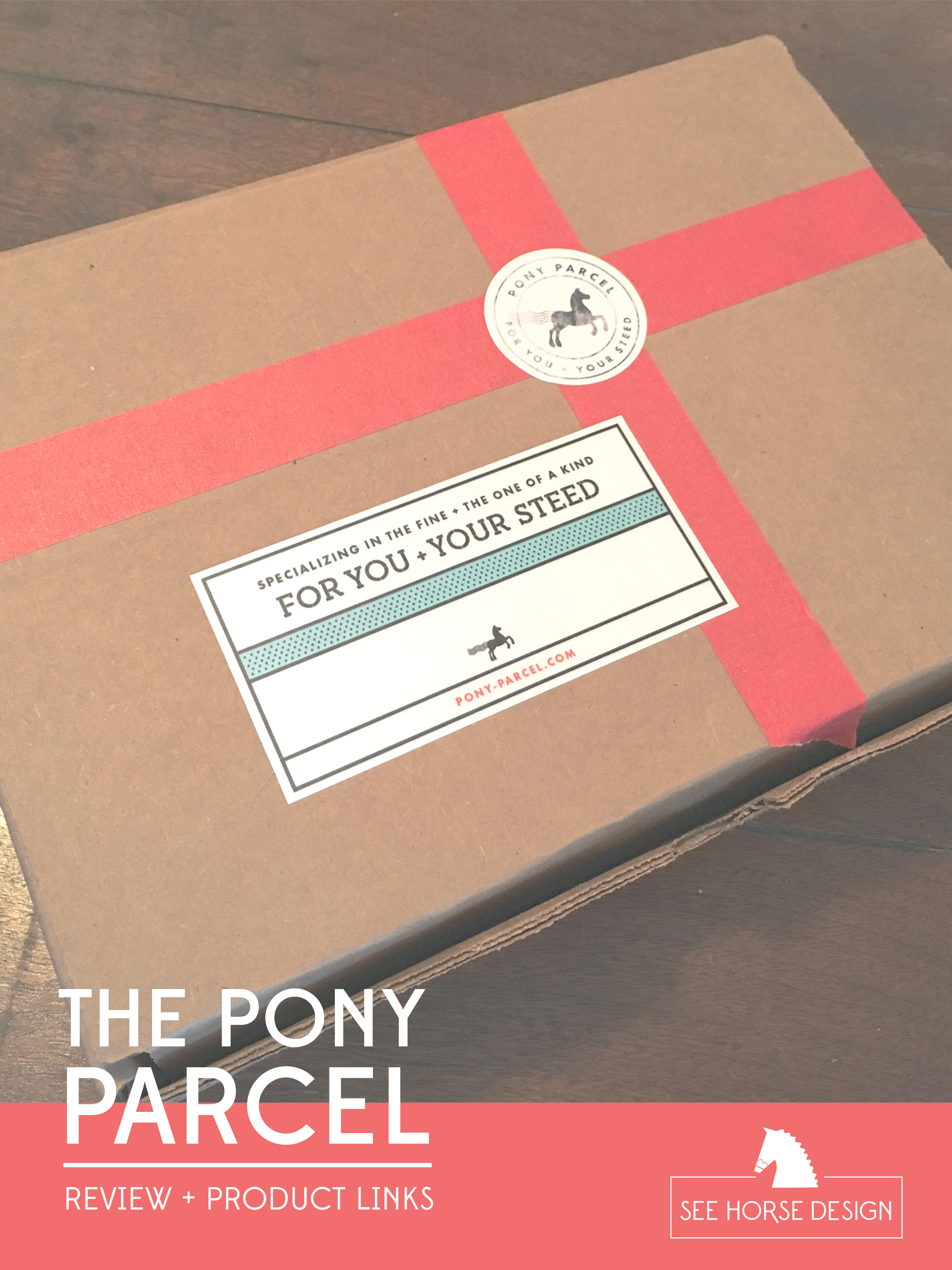PonyParcelReview